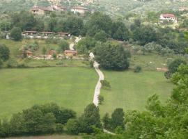 Agriturismo Cisogna, cottage ad Anagni