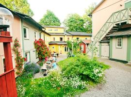STF Zinkensdamm Hostel, hostelli Tukholmassa