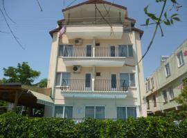 Cicek Hotel & Apartments, отель в Фетхие