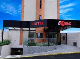 Hotel King, hotel in Sao Jose do Rio Preto