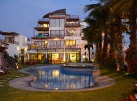 Casa Barco Punta Hermosa, hotel in Punta Hermosa