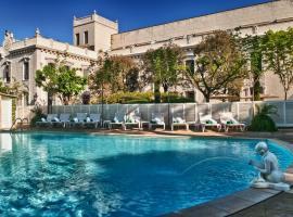 Hotel Balneario Prats, hotel near Girona-Costa Brava Airport - GRO, Caldes de Malavella