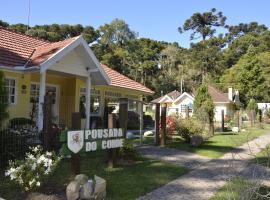 Hotel Pousada do Conde, pet-friendly hotel in Canela