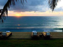 Kenoa Exclusive Beach Spa & Resort, resort in Barra de São Miguel