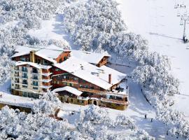 Hotel Pension Grimus, hotel in Mount Buller
