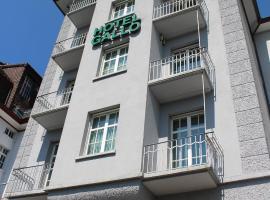 Swiss Dreams Hotel Gallo, ξενοδοχείο στο St. Gallen