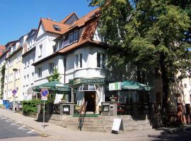 Hotel Am Park, hotel near Central station Halle, Merseburg