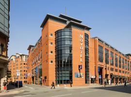 Novotel Manchester Centre, hotel near Dunham Massey, Manchester