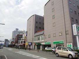 Hida Takayama Washington Hotel Plaza, hotel in Takayama