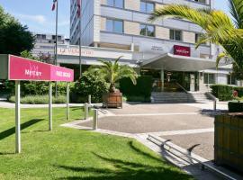 Mercure Besancon Parc Micaud, hotel in Besançon