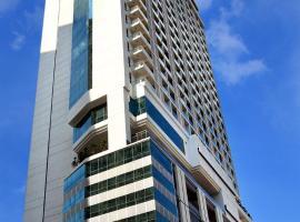 Ramada Suites by Wyndham Kuala Lumpur City Centre, serviced apartment in Kuala Lumpur