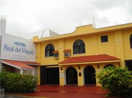 Hotel Real Del Mayab, hotel in Playa del Carmen