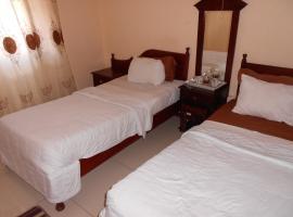 Panama Lodge and Tours, lodge in Livingstone