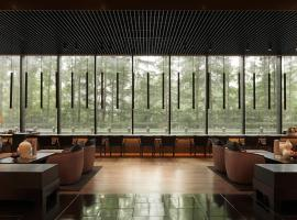 The Puli Hotel And Spa, hotel in Shanghai