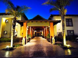 Villa Bali Boutique Hotel, hôtel à Bloemfontein