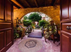 Avalon Boutique Suites Hotel, hotel in Rhodes Town
