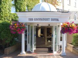 Best Western Plus The Connaught Hotel and Spa, hotel in Bournemouth