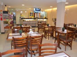 Hotel Grande Minas, hotel near Tancredo Neves International Airport - CNF, Vespasiano