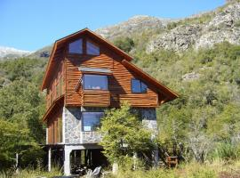 Lodge Ama Wellness, vacation home in Las Trancas