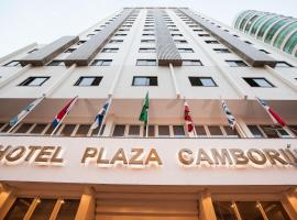 Hotel Plaza Camboriú, hotel en Balneário Camboriú
