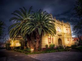 Toorak Manor Hotel, hotel in South Yarra, Melbourne