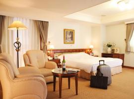 金頓國際大飯店,新竹市的飯店