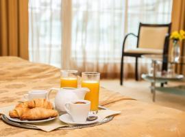 Europe Hotel, hotelli kohteessa Sofia lähellä lentokenttää Sofian lentokenttä - SOF