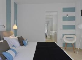 Romantica Suites, apartment in Naousa