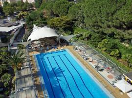 Hotel Mirasole International, hotel a Gaeta