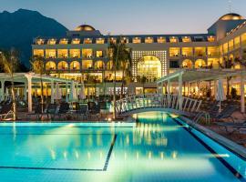 Karmir Resort & Spa, отель в Кеме