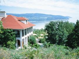 Auberge des Falaises, hôtel à La Malbaie
