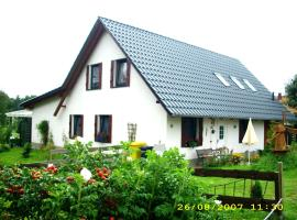 Haus Rehwiese, hotel near Usedom island nature park, Benz