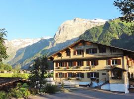 Hotel Garni Hostatt, Hotel in Engelberg