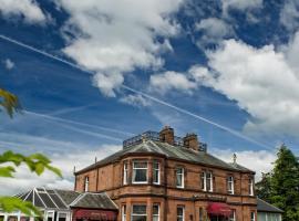 Somerton House Hotel, hotel near Dumfries and County Golf Club, Lockerbie