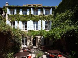 Hotel De L'Atelier, hotel in Villeneuve-lès-Avignon