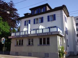 Bellpark Hostel, Hotel in der Nähe von: Sonnenberg, Luzern