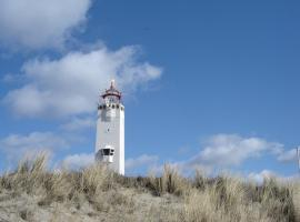 """Appartement """"Zicht op de Vuurtoren"""", budget hotel in Noordwijk aan Zee"""