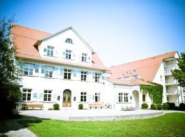 HI Youth Hostel Lindau, hostel in Lindau