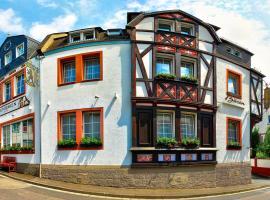 Hotel Zum Bären, hotel near Kandrich mountain, Rüdesheim am Rhein