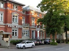 Park Hotel Am Lindenplatz, hotel i Lübeck