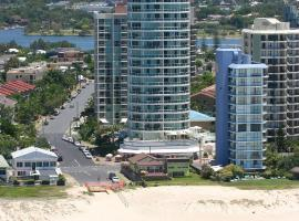 Pacific Views Resort, hotel in Gold Coast