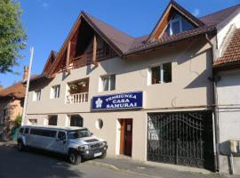 Pension Casa Samurai, pensiune din Brașov