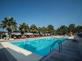 Holiday Marina Resort, Campingplatz in Grimaud