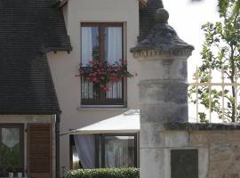 Hôtel La Chouette, hotel in Puligny-Montrachet