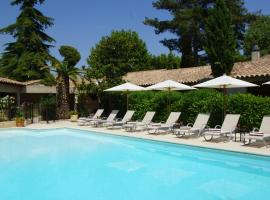 Najeti Hôtel la Magnaneraie, hotel near Avignon TGV Train Station, Villeneuve-lès-Avignon
