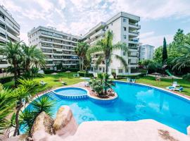 Ona Jardines Paraisol, serviced apartment in Salou