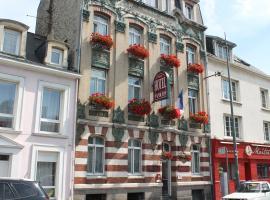 Hotel Napoléon, hôtel à Cherbourg en Cotentin