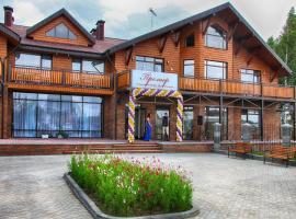 Премьер Отель, отель в Городце