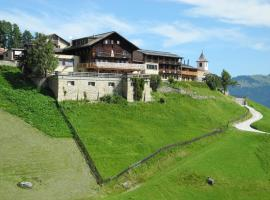 Hotel Restaurant Capricorns, hotel in Wergenstein