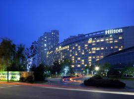 Hilton Nanjing Riverside, hôtel à Nankin